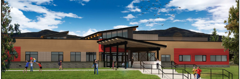Munger Mountain School Design Picture
