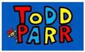 graphic of Todd Parr