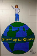 "Picture of poster ""Stand Up for Others"""