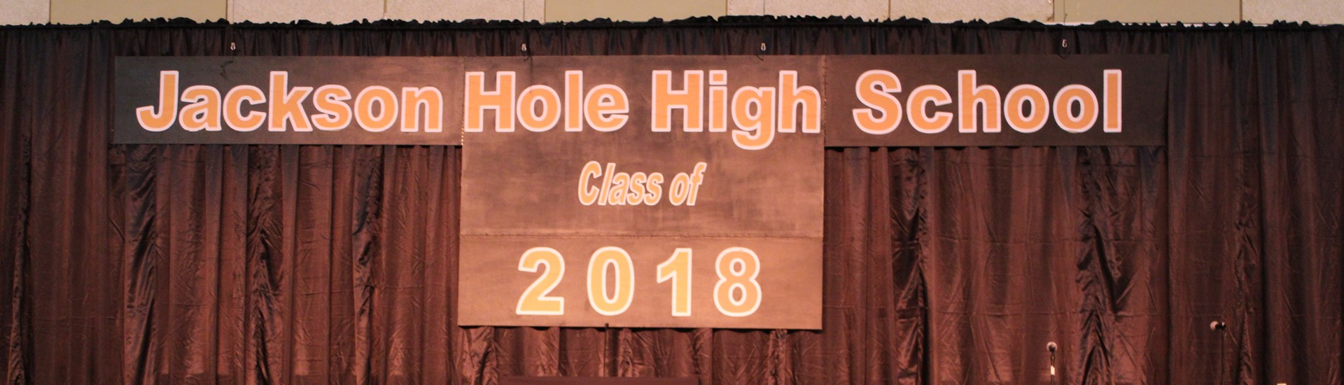 Honoring the Class of 2018
