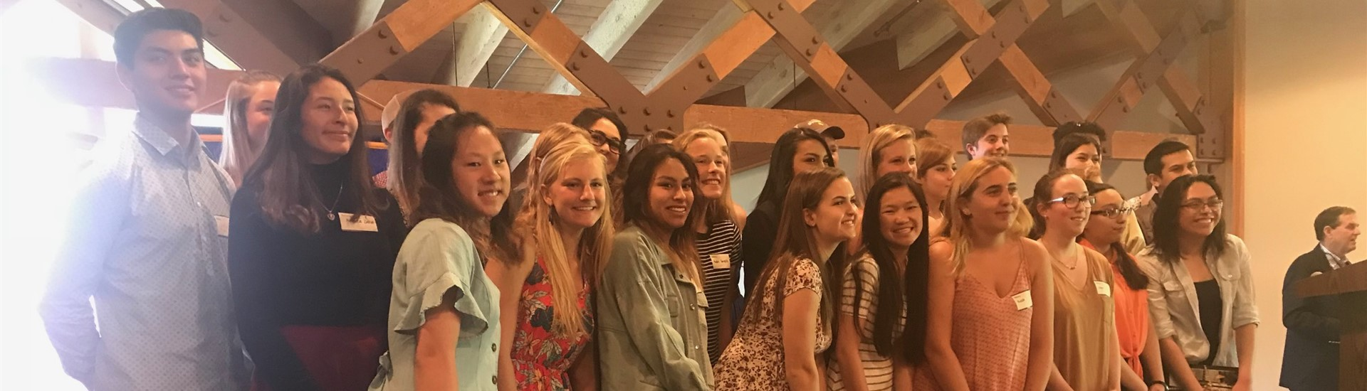 Jackson Hole High School Seniors recognized as rotary foundation scholarship recipients